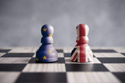 european and british coloured chess pieces